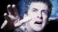"""""""Who Frowned Me This Face?"""" - The Girl Who Died - Doctor Who - BBC - Definitely one of my favorite 12th doctor moments, and my favorite moment of continuity on the show!"""