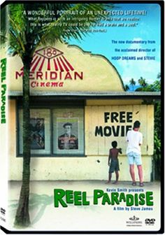 """Directed by Steve James. With Georgia Pierson, Janet Pierson, John Pierson, Wyatt Pierson. Former indie film """"guru"""" John Pierson takes his family to Fiji for one year to run the world's most remote movie theater. Movie Theater, Movie Tv, Foreign Movies, Thing 1, The Lives Of Others, Fiji, Movies To Watch, Movies Online, Penguins"""