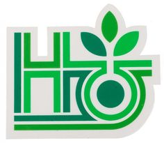 Habitat Quatropod Sticker | Habitat | Brands | Skatehut