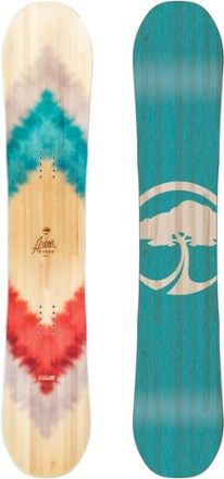 Arbor Ethos Rocker is a well-made, entry-level women's snowboard for those who want to get better and go beyond. Now's the time and here's the board to elevate your skills and shred like never before. Available at REI, Satisfaction Guaranteed. Snowboarding Quotes, Snowboarding Style, Snowboarding Women, Ski And Snowboard, I Love Winter, Winter Kids, Arbor Foundation