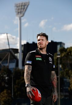 View the best photos from Dane Swan's retirement announcement press conference at the Holden Centre. Collingwood Football Club, Retirement Announcement, Thanks For The Memories, Good Old, Rugby, Sexy Men, Cool Photos, Champion, Punk