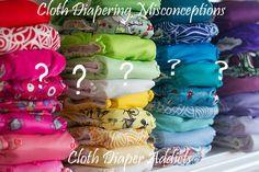 Cloth Diapering Misconceptions - Cloth Diaper Addicts
