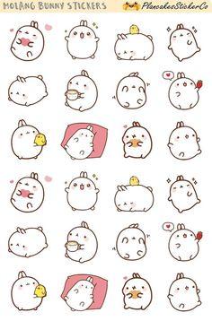 Cute Little Drawings, Mini Drawings, Cute Easy Drawings, Cute Kawaii Drawings, Cute Eyes Drawing, Diy Kawaii, Kawaii Bunny, Kawaii Art, Kawaii Potato