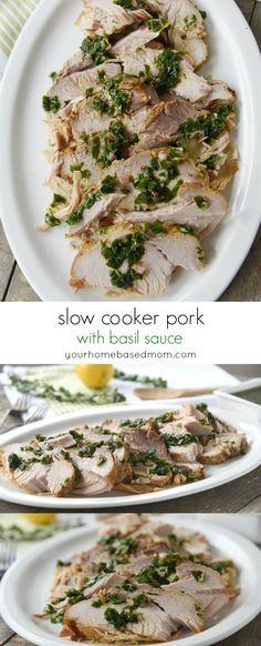 Slow Cooker Pork wit
