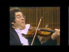 四季小提琴協奏曲 冬 帕爾曼 祖賓·梅塔