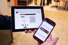 Matercard amplió y expandió sus opciones de en el comercio electrónico a través de los pagos QR. Nueva tecnología disponible. Commonwealth Bank, First Bank, Digital Wallet, Blink Of An Eye, Product Launch, Mobile Phones, Future, Future Gadgets, Tecnologia