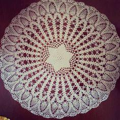 #centrino #uncinetto #decoration #crochet #crochetdesign #szydełkowanie #ganchillo #creative #instacrochet #instagood #handmade #decoratif #model #instafollow #beautiful #vintage #homedecor #photooftheday #creativemamy by inseguendounfilo