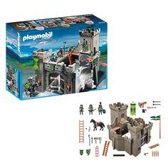 Конструктор Playmobil Замок Рыцарей Волка - купить в интернет магазине Детский Мир в Москве и России, отзывы, цена, фото