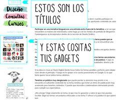 El Perro de Papel: Diseño de Blogs y Tutoriales Blogger: Tutoriales Blogger para Dummies: Glosario Básico para ser Blogger