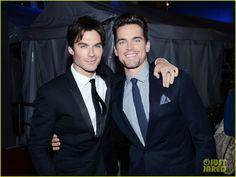 Ian and Matt