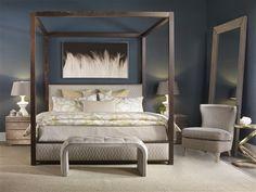 Vanguard Furniture: Room Scene TF_9527K-HF_9033-CH_9515-BE