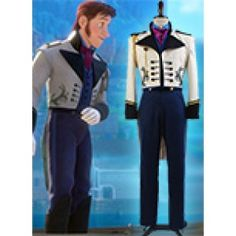 """I love the picture of Hans they used here. It seems as if he's staring at the suit. """"Ah, fantastic! My new suit has arrived. Just in time for me to take over Arendelle!"""""""
