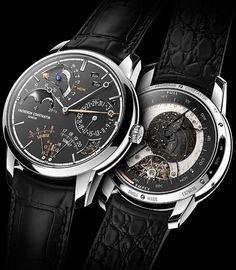 La Cote des Montres : La montre Vacheron Constantin Les Cabinotiers Celestia Astronomical Grand Complication 3600 - Excellence au firmament