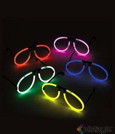Lunettes Fluo Aviator - Lunettes fluorescentes pas chers, déclinés dans  toutes les couleurs   Lunette 749026d644f3
