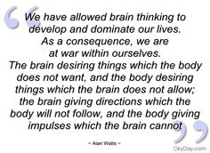 Inspirational and mind-expanding thoughts and quotes from Alan Watts to lift your spirit – if you like, check out our store. We create apparels for spiritual gangsters, esoteric heads and kind souls. Lyric Quotes, Motivational Quotes, Inspirational Quotes, Quotes Quotes, Lyrics, Clarity Quotes, Meditation Quotes, Mindfulness Meditation, Alan Watts