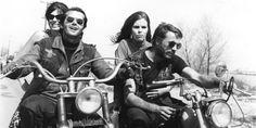 1966 - Hell's Angels on Wheels - Jack Nicholson