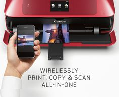 Canon PIXMA Photo All-In-One Inkjet Printers | Canon Online Store
