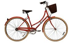 Vintage Dutch Style City Bikes - Custom Bicycles   Papillionaire USA