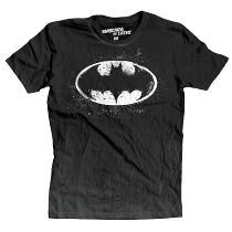 Playera Batman Returns Mascara De Latex Dc Comics