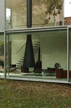 OWI // Office for Word and Image - Collection Contemporary Architecture, Architecture Details, Amazing Architecture, Interior Architecture, Interior Exterior, Exterior Design, My House, Future House, Glass House