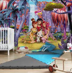 #Miaandme #Mia #Vliestapete #Tapete #Kinderzimmer #Wandbild #Marken