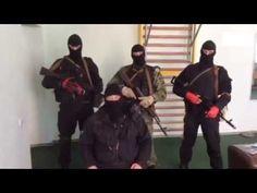 Заявление штаба юговосток Украины из сбу г луганск перед штурмом