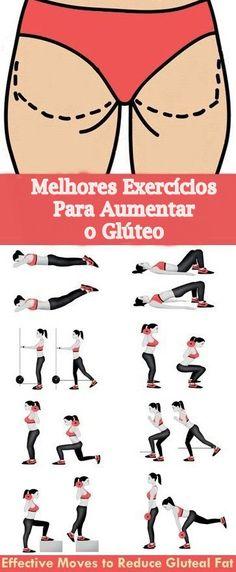 6 Exercícios Para Reafirmar e Crescer o Bumbum em Poucas Semanas! #fitness #receita #saúde #saudável #exercisefitness