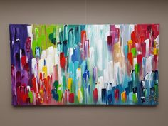 The Colour of Peace - 220 x 120 x 4,5