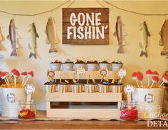 Gone Fishin' Birthday Party