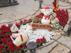 Duffy The Disney Bear, Tokyo Disneyland, Disney Christmas, Disney Parks, Plushies, Bunny, Merry, Kawaii, Cute