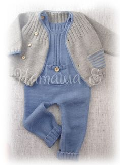 Baby Boy Knitting Patterns, Baby Sweater Patterns, Knitting For Kids, Baby Patterns, Baby Pullover Muster, Knitted Baby Clothes, Baby Crafts, Baby Sweaters, Handmade Baby