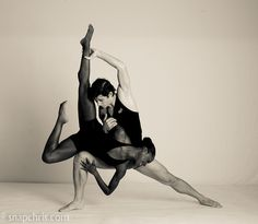 Modern dance. There are no limits.