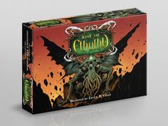 Rise of Cthulhu is a strategic card game of influence and horror for 2 players.