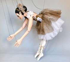 Axa marionettes- tons of inspiration