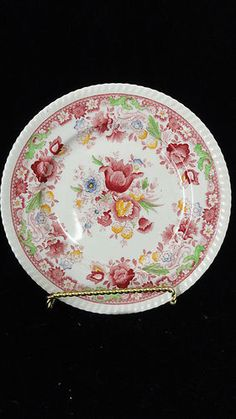 "VINTAGE JOHNSON BROS. BROTHERS, WINCHESTER 10"" DINNER PLATE, ENGLAND CHINA 