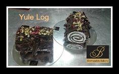 """Yule Log 7"""" - Blomquists Bakery"""