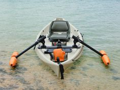 How do you like this canoe rigging set up? Yak Gear Outriggers provide stability while paddling and fishing for paddlers of all skill levels. Photo Credit: Rob W in Columbus, TX! Thanks for the share, Rob.