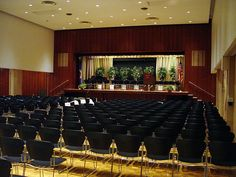 North Star Ballroom at the St. Paul Student Center