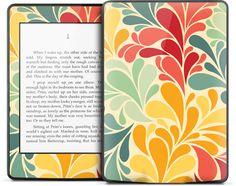 【お取り寄せ】Kindle Paperwhite ケース・カバーよりデザイン豊富!【GELASKINS】Kindle Paperwhite/キンドル ペーパーホワイト  スキンシール【Sea Garden】【YDKG-td】高品質3M製シール使用で剥がしてもベタつかない!【RCP1209mara】【楽天市場】