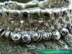 gypsy bell anklet