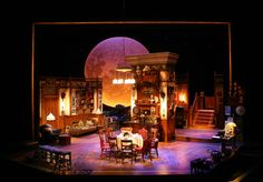 You Can't Take it With You. University of Cincinnati. Scenic design by Thomas Umfrid.