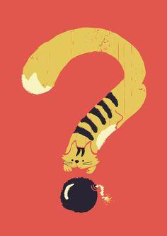 Curiosity Kills by Budi Satria Kwan