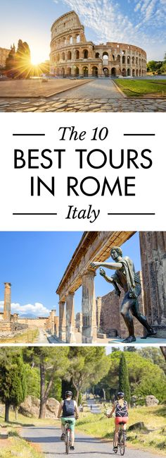 Click the pin to discover the best tours in Rome, Italy. Don't miss out, there are so many amazing things to do in Rome. Travel Tips For Europe, Travel Destinations, Travel Info, Travel Guides, Rome Italy Tours, European Road Trip, European Travel, Freedom Travel, Things To Do In Italy