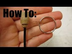 How To Make a Pull-Ring Fuse Igniter - YouTube