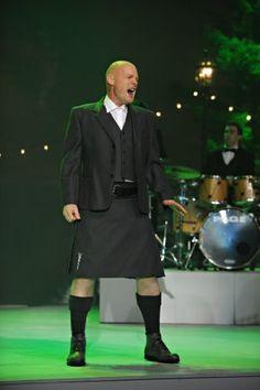 George Donaldson, Celtic Thunder! Our Big Scotsman! :) @Linda Bruinenberg Harris just for you! :)
