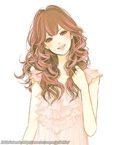 Cute #Anime Girl! <3