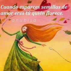 #semillas #florecer #amor