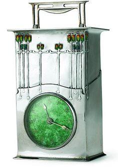 Archibald Knox Clock  the Magnus http://www.pewtergiftware.com/store/d14014-archibald-knox-pewter/archibald-knox-clocks/