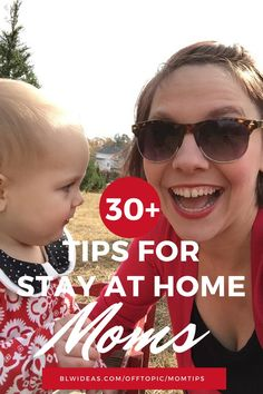 I've been a SAHM (that's Stay At Home Mom) for about 3.5 years as of this writing. I do not have it all figured out, [...]