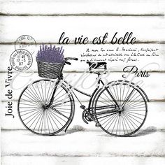 Shop for on Etsy, the place to express your creativity through the buying and selling of handmade and vintage goods. Decoupage, Lavender Paint, Wood Transfer, Printer Paper, Oval Frame, Chalkboard Signs, Vintage Paper, Textured Background, French Vintage